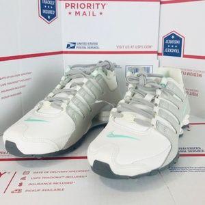 Nike Shoes - Women s Nike Running Shox NZ Light Bone 636088-002 471973fd2